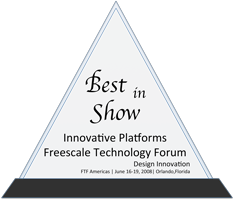 Freescale Best in Show